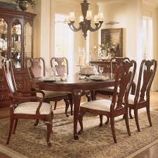 Oval Kitchen Table And Chairs American Drew Cherry Grove Oval Leg Table Dining Tables At Hayneedle