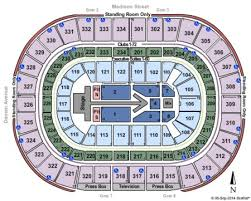 Maroon 5 United Center Seating Chart United Center Tickets United Center In Chicago Il At