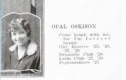 Opal Lee Oskison Dalquest (1911-1995) - Find A Grave Memorial