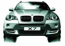 More Rumors: BMW X7, CS II, M1 and 2016 7 Series