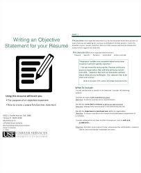 Summary Or Objective On Resume Resume Objective Or Summary Megakravmaga 66