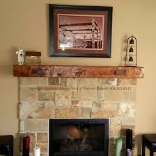 reclaimed wood mantel il cornachia