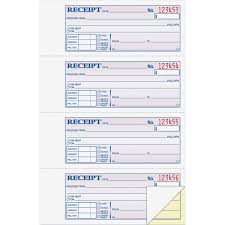 rent receipt template of cost resumewordtemplate org rent recieptadams moneyrent receipt book 200 sheet s tape bound 2 part nlaeeuwk