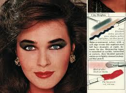 80s makeup country rustics