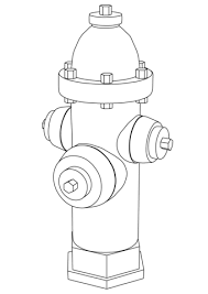 Small Picture Fire Hydrant coloring page Free Printable Coloring Pages
