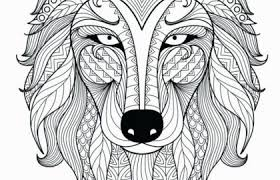 Free Animal Coloring Pages Unique Mandala Coloring Pages Animals