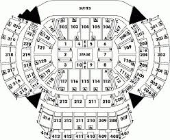 Philips Arena Seating Chart Wwe Climatejourney Org