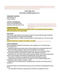 Professional Resume Ghostwriter Services Ca