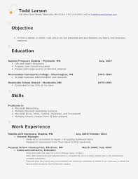 Retail Manager Resume Template Microsoft Word Free Resume