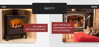 fireplace safety considerations for gas stoves wood burners