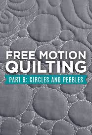 180 best Free Motion Quilting images on Pinterest | Quilt patterns ... & Next in our Free Motion Quilting series is Circles and Pebbles!!! This fun Adamdwight.com