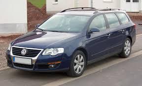 File:VW Passat B6 Variant Trendline.JPG - Wikimedia Commons