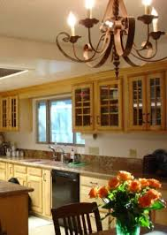 example of glass in kitchen cabinet doors here s how you can add