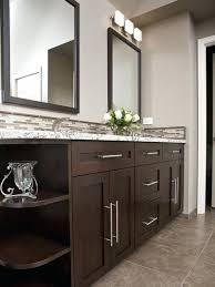 bathroom with dark cabinets 9 bathroom vanity ideas bathroom remodeling remodels dark cabinets w light floors bathroom with dark cabinets