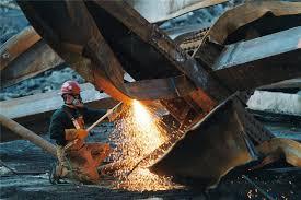 Демонтаж металлоконструкций цена за тонну металлоконструкции Демонтаж металлоконструкций резка газом