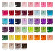 Hbc Satin Digital Color Chart