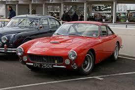 Gullwing motor cars new york, ny Ferrari 250 Gt Lusso Wikipedia