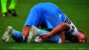 Infortunio Immobile: out nel Derby con la Roma! Caicedo ...