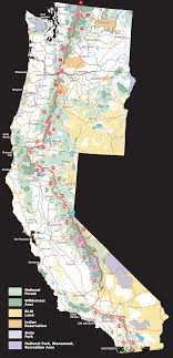 filepacific crest trail route overviewpng  wikimedia commons