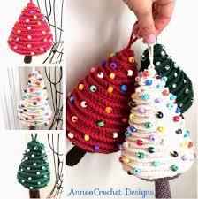 Crochet Christmas Ornaments Patterns Beauteous The Sweetest Crochet Christmas Ornaments Patterns The WHOot