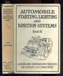 automobile starting lighting and ignition system elementary automobile starting lighting and ignition system elementary principal practical application wiring diagrams and