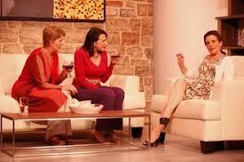 Liz Frost as Janice McCall, Tracy Newirth as Polly Barrett, and Jill  Melanie Wirth as Sandy Loring Photo (2011-09-20)