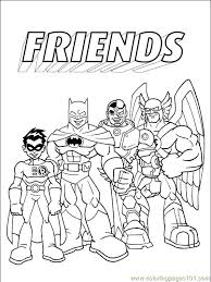 Small Picture Dc Comics 009 1 Coloring Page Free Others Coloring Pages
