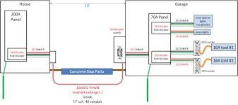 detached garage sub panel wiring diagram detached detached garage sub panel wiring diagram images to detached on detached garage sub panel wiring diagram