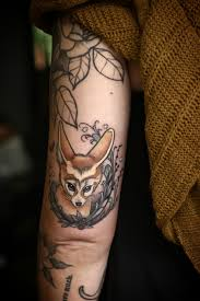 33 великолепных татуировки для любителей животных 33 фото