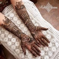 Dulhan Mehndi Design Images In Hd