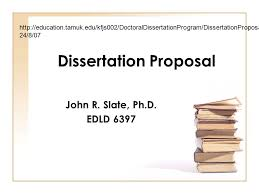 Dissertation proposal presentation powerpoint  Here you will find