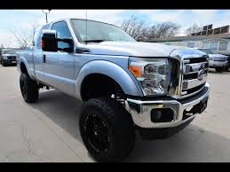 2012 Ford F250 SD XLT SuperCab Lifted Truck  -