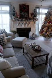 Christmas Home Tour, a little buffalo check and a whole lot of festive