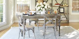 A Shabby Chic Dining Room