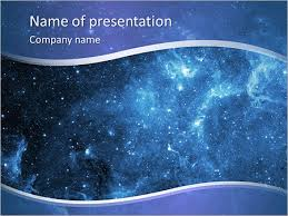 Star Sky Powerpoint Template Infographics Slides