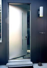 aluminum door type