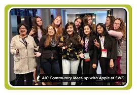 Innovator to Innovator: AiC Community Members Ashmita and Sierra and Apple  VPs Hope and Priya Find Strength in Allies Who Believe in Their Valuable  Technical Skills | NCWIT Aspirations