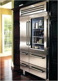 interior design glass door refrigerator for home incredible with full 5 glass door refrigerator for