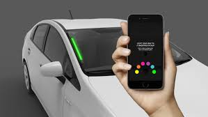 Uber Light Amazon Uber Color Coding Experiment Promises Smoother Pickups