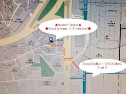 202 House Seoulstation Modern House Located In Seoul Station 2 Seoul Rentalhomescom