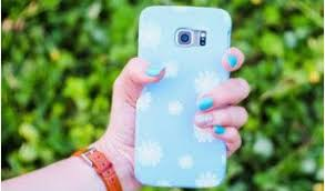 by size handphone tablet desktop original size back to diy paint silicone phone case
