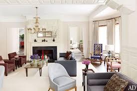 architectural digest furniture. FORMAL LIVING ROOM In The Living Room, A 1950s Bjørn Wiinblad Chandelier Hangs Above Architectural Digest Furniture R