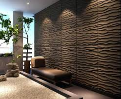 3d decorative wall panels in brown color south africa