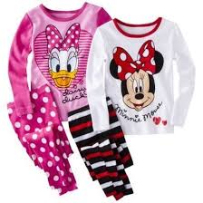 Target Baby Girl Clothes Best Target Baby Girls' Clothing Sleepwear Disney Minnie Mouse Toddler