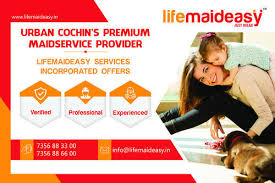 baby advertising jobs baby sitters or nannies in edapally kochi life maid easy services
