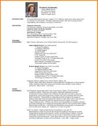 10 High School Math Teacher Resume Offecial Letter