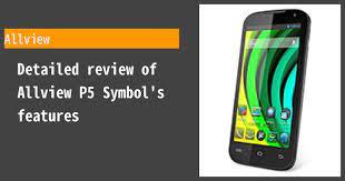Allview P5 Symbol Photos, Specs, and ...