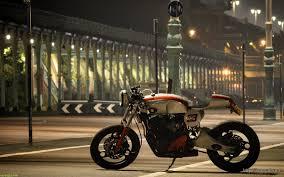 cafe racer game pc idea di immagine del motociclo