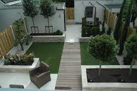 home decor artificial grass garden