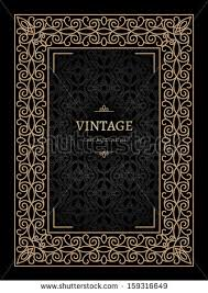 old book cover template old book cover frame free vector download 13 198 free vector for